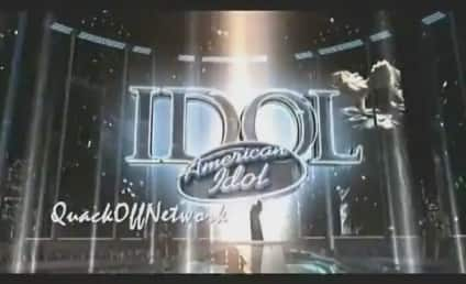 "Rihanna Sings ""California King Bed"" on American Idol"