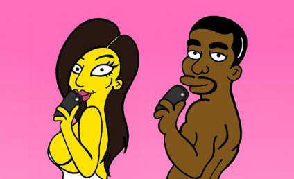 Kim Kardashian as a Kartoon: See the Piks!