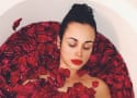 Paola Mayfield Skewers Body-Shamers With Bathtub Baby Bump Photo