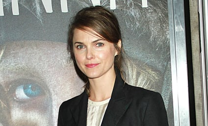 Sorry, Guys: Keri Russell is Off the Market
