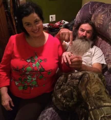 Phil and Kay Robertson Photo