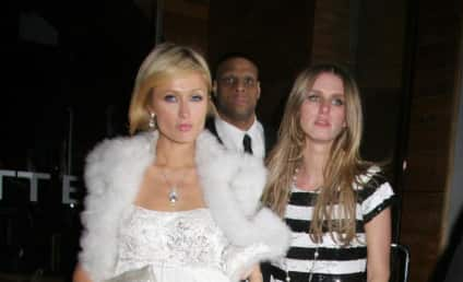 Nicky Hilton, Nude Models Promote Her New O-tel