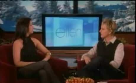 Melissa Rycroft on Ellen, Part I