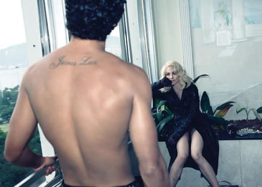 Jesus Luz, Madonna Pic
