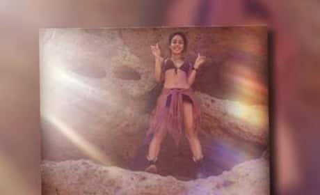 Vanessa Hudgens Bikini Hike Adventure