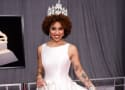 Joy Villa Dons Fetus Dress, Makes Pro-Life Statement at the Grammys