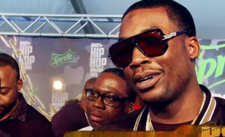 2013 BET Hip Hop Awards Red Carpet