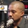 Kanye on the radio