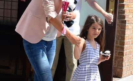 Suri Cruise Brought Katie Holmes and Tom Cruise Together, Even in Divorce