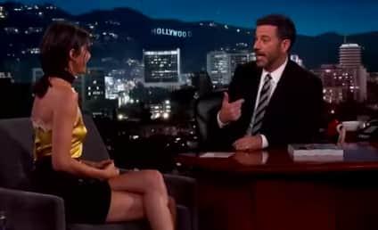 Kendall Jenner: Unwanted in Jimmy Kimmel's Neighborhood!