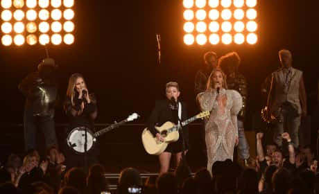Beyonce and The Dixie Chicks