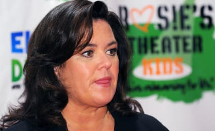 Rosie O'Donnell and Michelle Rounds: Engaged!