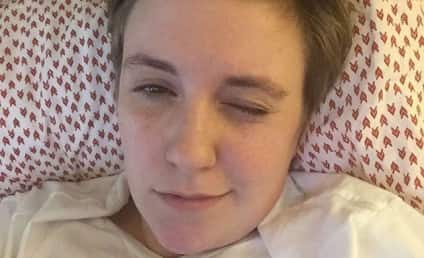 Lena Dunham Compares Online Criticism to Domestic Violence, Quickly Apologizes