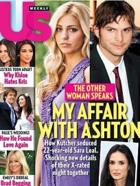 Sara Leal Us Weekly Cover