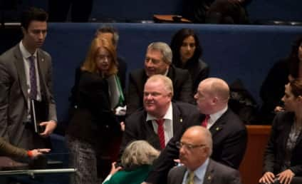 Rob Ford Runs Over City Council Member, Gets Stripped of Legislative Powers