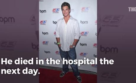 Clay Adler: Dead at 27