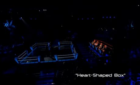 Lindsey Pavao and Lee Koch - Heart-Shaped Box (The Voice Battle Round)