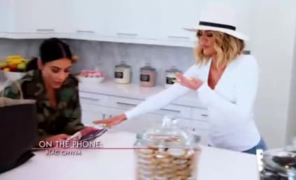 Khloe Kardashian Makes Peace Offering to Blac Chyna