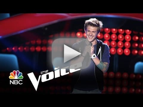 Jake Barker: 'When I Was Your Man' (The Voice Audition)