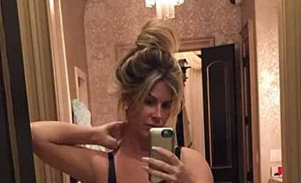 Kim Zolciak Shows Off TINY Waist, Gushes Over Scar Removal