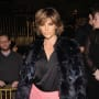 Lisa Rinna at Fashion Week