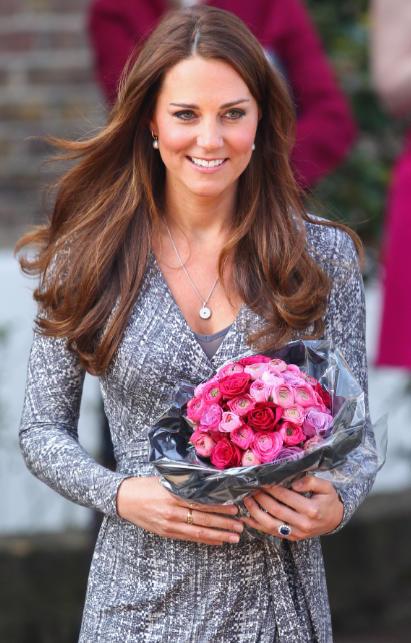 Kate Middleton Pregnancy Photo