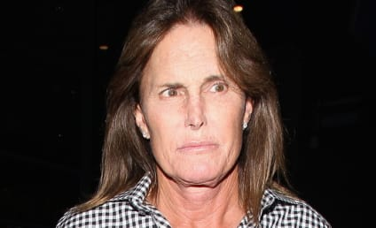 Bruce Jenner Bra Photo: Published By Aussie Tabloid?