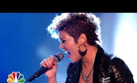 """Tessanne Chin: """"My Kind of Love"""" - The Voice"""