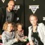 Kendra Wilkinson and Hank Baskett and Kids