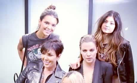 Nicki Minaj and the Kardashians
