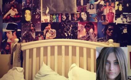 Paris Jackson Photo Wall: AWESOME Tribute to Michael