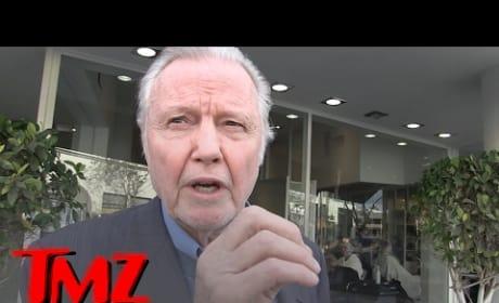 Jon Voight Accuses Miley Cyrus of Treason