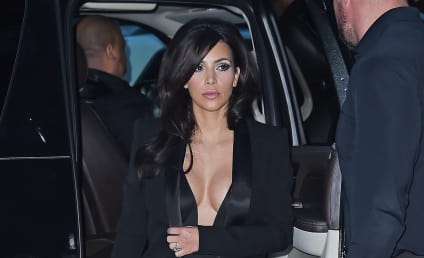 Kim Kardashian vs. Jennifer Lopez: Clash of the Cleavage!