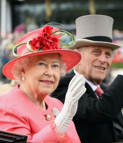 Prince Philip and Queen Elizabeth II Together