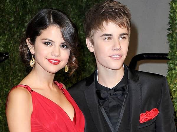 "Justin Bieber & Selena Gomez: Engaged? Married?! ""Special ... джастин бибер"