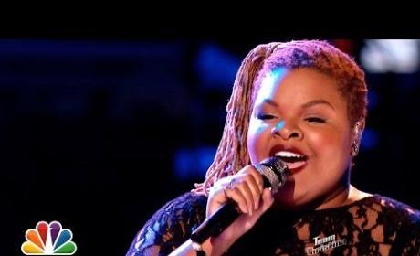 """Stephanie Anne Johnson: """"Georgia on My Mind"""" - The Voice"""