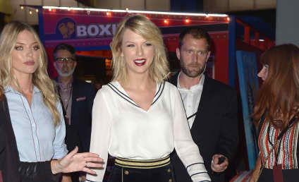 Taylor Swift Adds GOAT to #Squad: See the Pics!