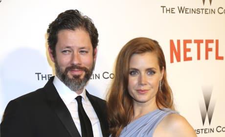 Amy Adams and Darren LeGallo Photo