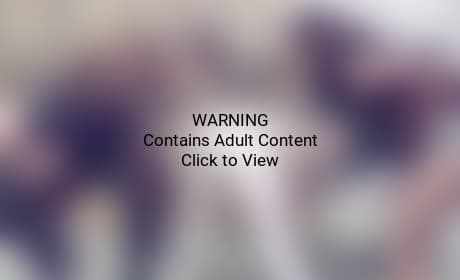 Miley Twerking Photo