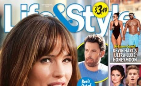 Jennifer Garner Life & Style Cover Photo