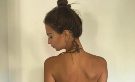 Emily Ratajkowski Butt Photo