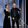 Natalie Portman and Ron Howard, Golden Globes Presenters