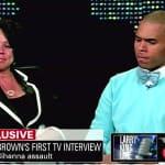 Chris Brown, Mom