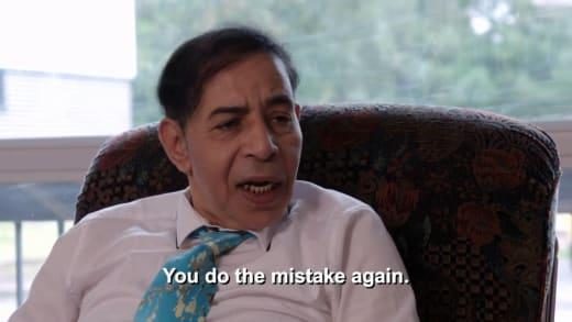 Amira Lollysa dad - you do the mistake again