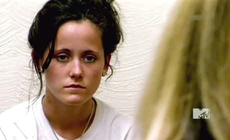 Jenelle Evans Cracked Out