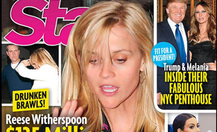 Reese Witherspoon & Jim Toth: Divorce on the Way?!