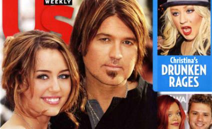 "Miley Cyrus ""Torn"" Between Justin Gaston, Nick Jonas"