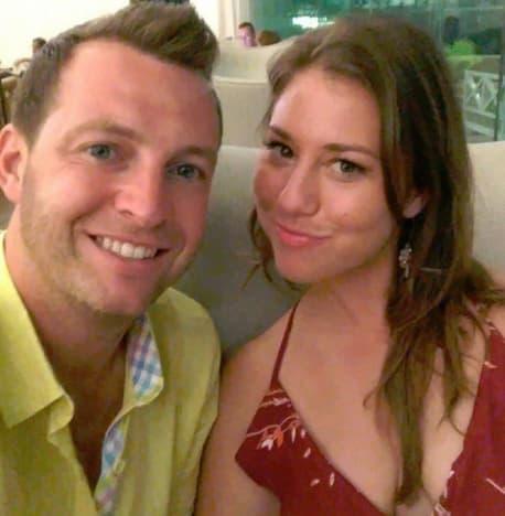 Ryan Buckley and Jaclyn Schwartzberg