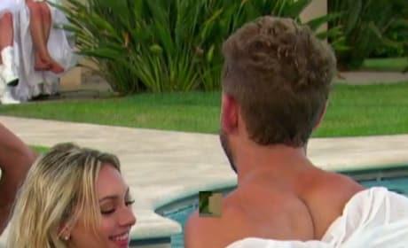 Corinne Olympios Disrobes Nick