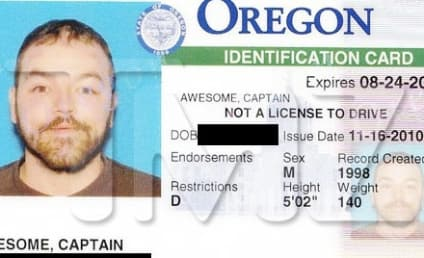 Dude Legally Changes Name to Captain Awesome